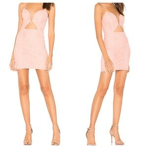 By The Way Bria Lace Cut Out Dress